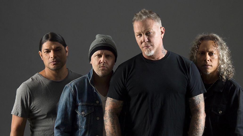 Metallica drive-in concert