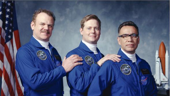 Moonbase 8 John C Reilly Fred Armisen Tim Heidecker New Comedy Series Show Showtime