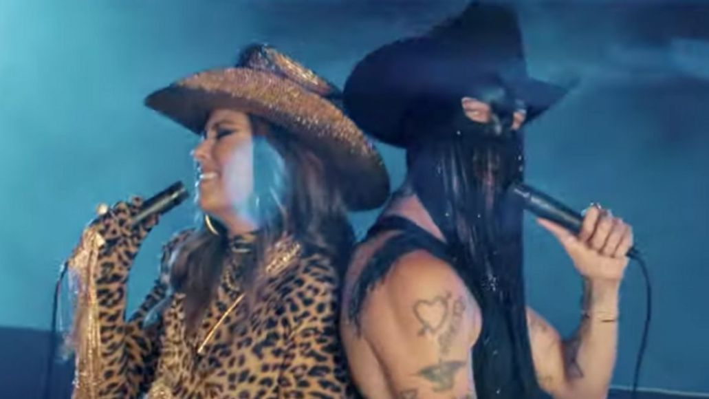 Orville Peck and Shania Twain
