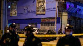 Peru nightclub where 13 people were killed during stampede,
