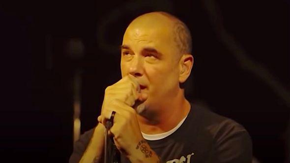 Philip Anselmo at Down show