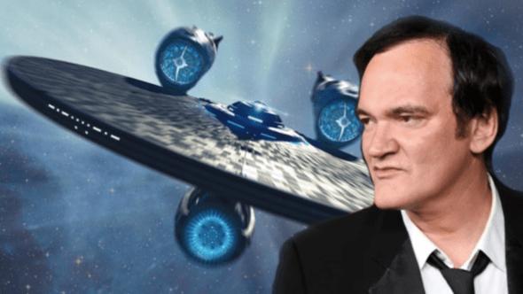 Quentin Tarantino Star Trek 1930s Gangster Earth Earthbound Script R-rated