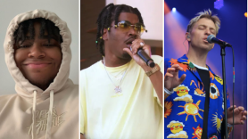 Smino Monte Booker The Drums Backstage Pass New song single stream