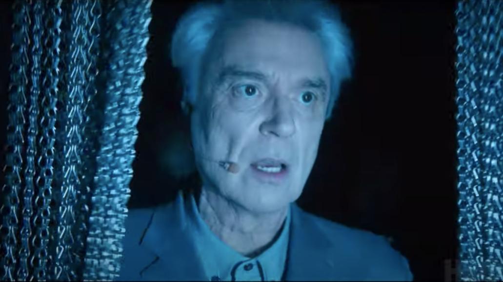 Spike Lee David Byrne American Utopia Trailer HBO Watch Stream