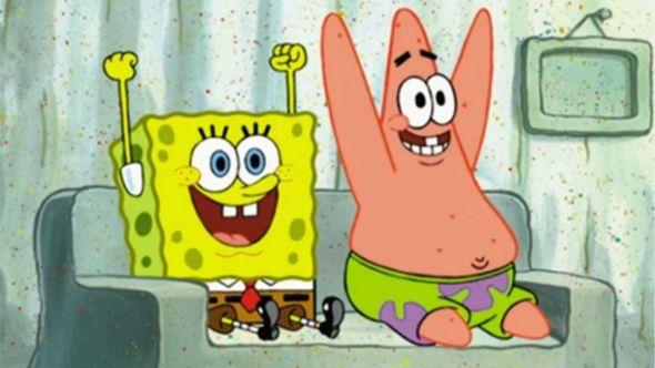 SpongeBob SquarePants Patrick Star show spinoff TV series (Nickelodeon)