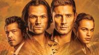 Supernatural Final Episodes airing october series finale
