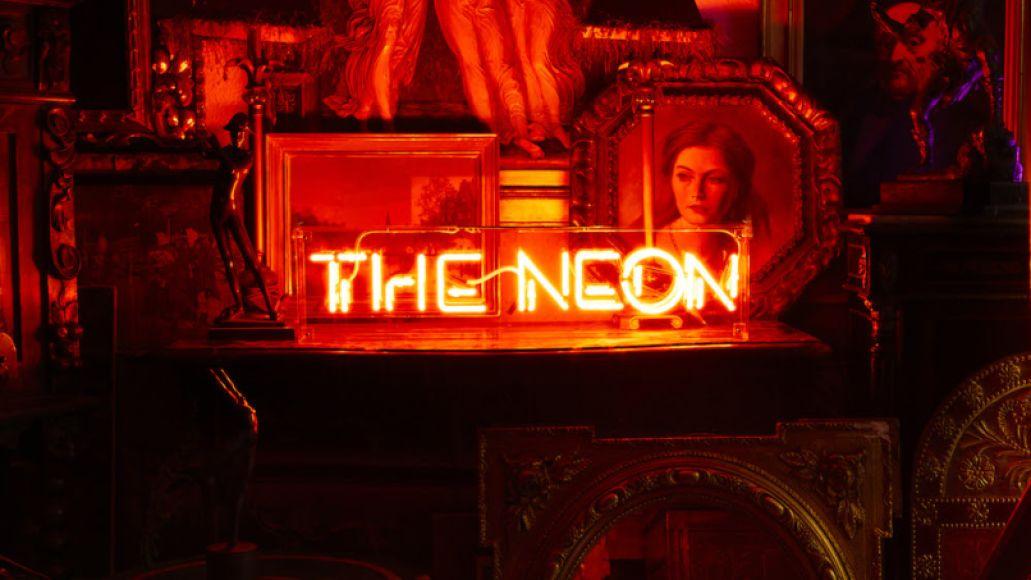 The Neon by Erasure album artwork cover art