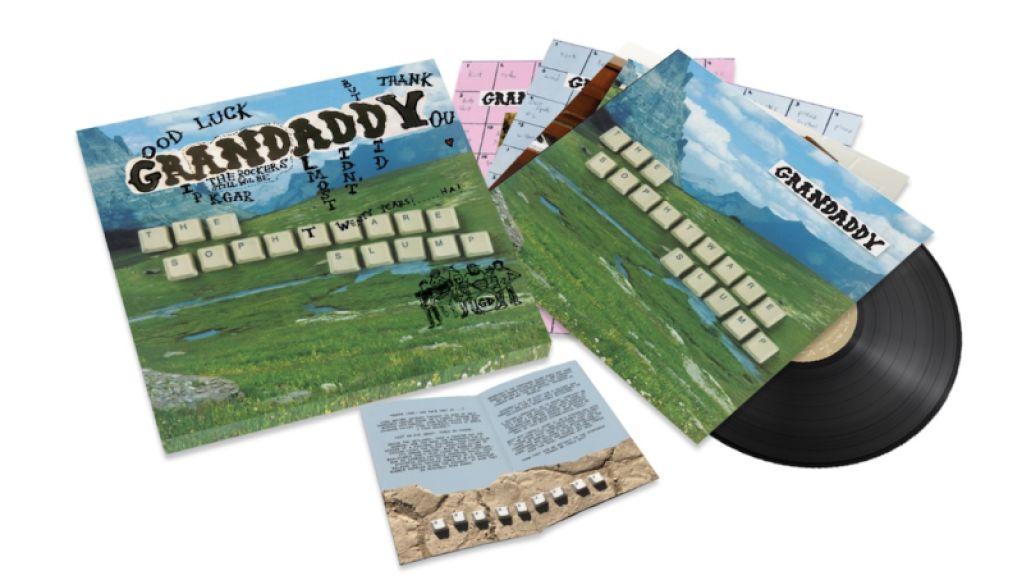 The Sophomore Slump by Grandaddy album artwork cover art