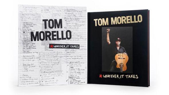 Tom Morello book