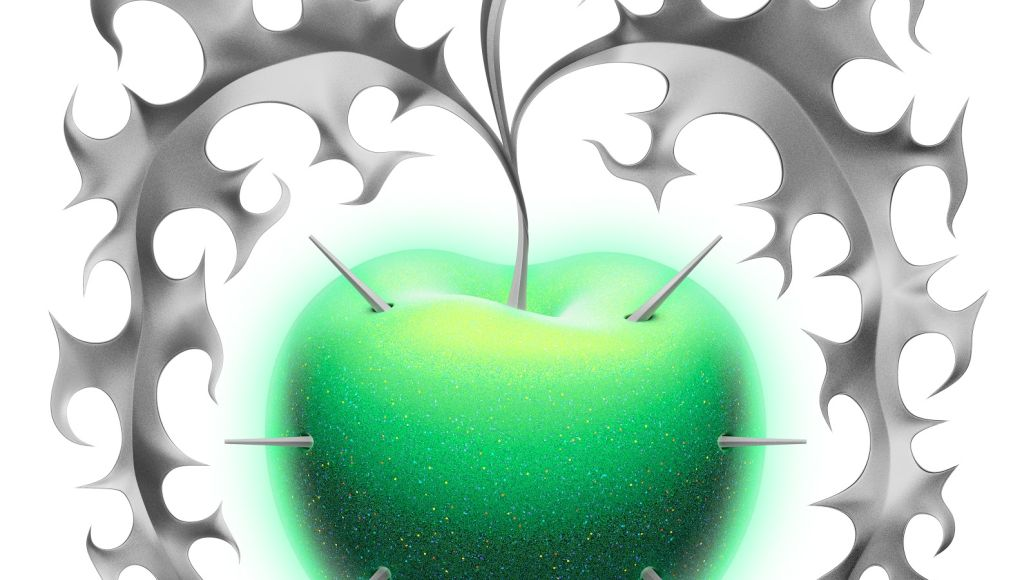 a g cook apple new album cover artwork oh yeah