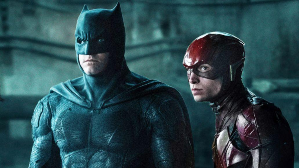 ben affleck batman the flash flashpoint movie