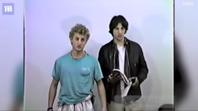 Bill & Ted 1986 audition