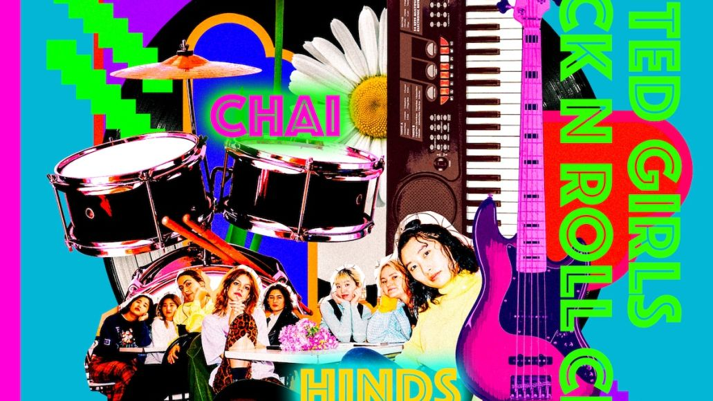 chai hinds united girls rock'n' roll club song cover