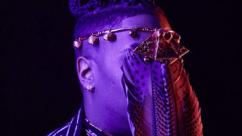 Christian Scott aTunde Adjuah, photo by Eric Ryan Anderson