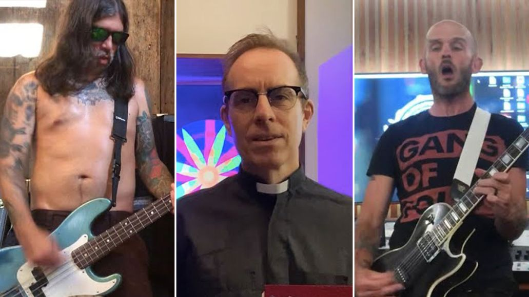 Rise Against, Ted Leo, Converge cover Replacements