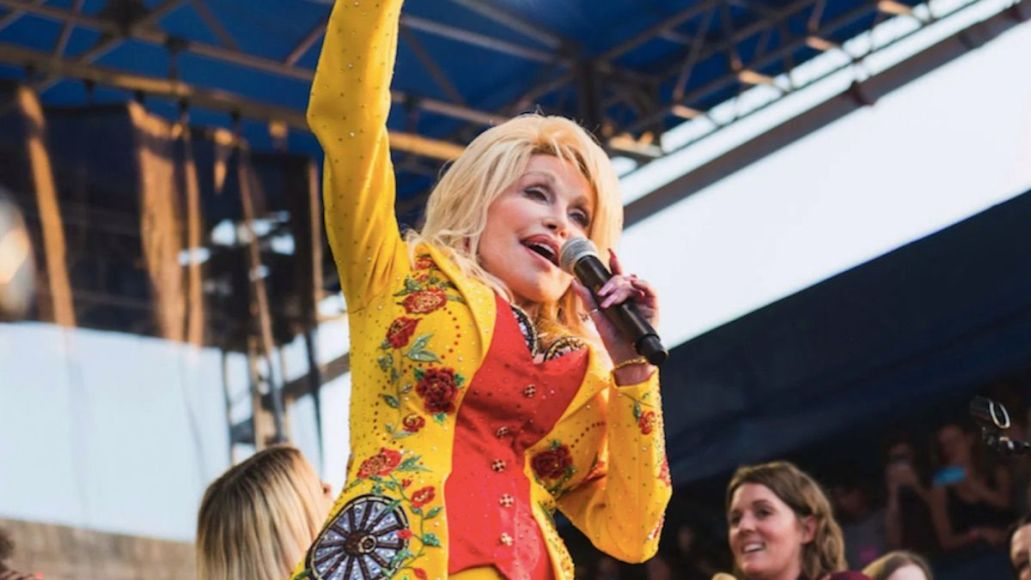 Dolly Parton supports Black Lives Matter, writing will