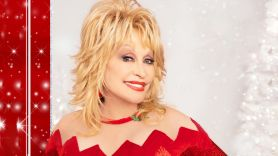 dolly parton holly dolly christmas album new announcement