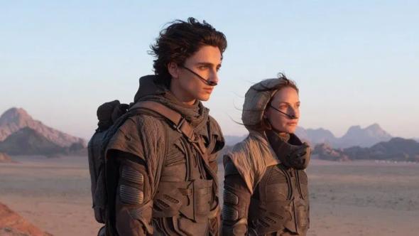 Dune First Trailer
