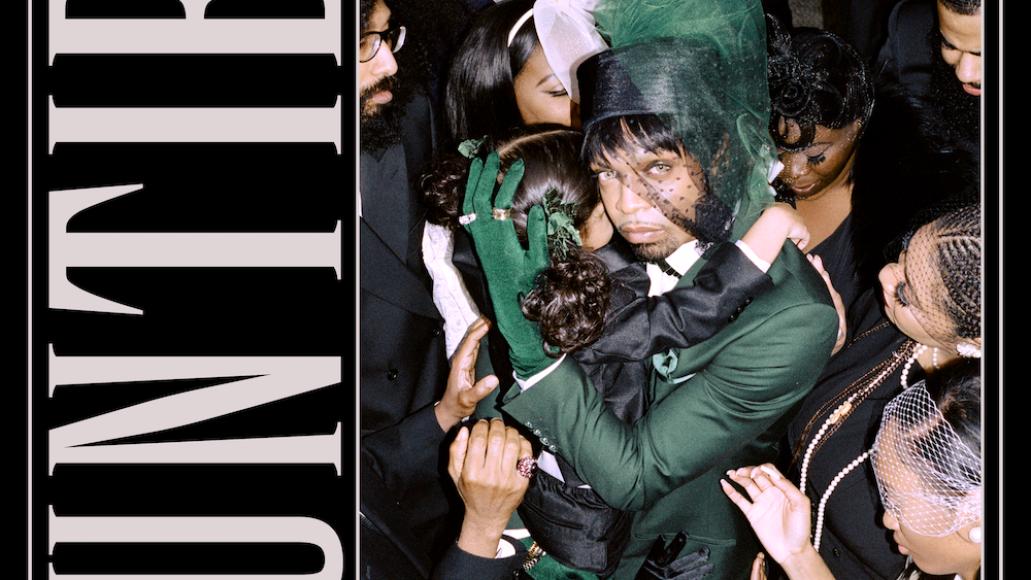 ian isiah princess pouty chromeo auntie new album cover art