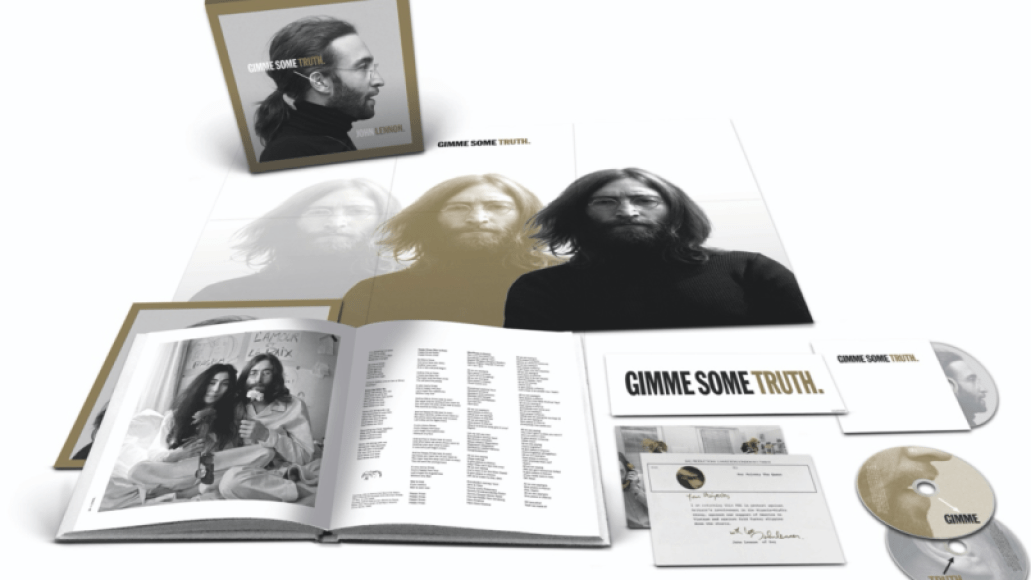 image014 John Lennons Solo Songs Remixed from Scratch for Deluxe Box Set Gimme Some Truth