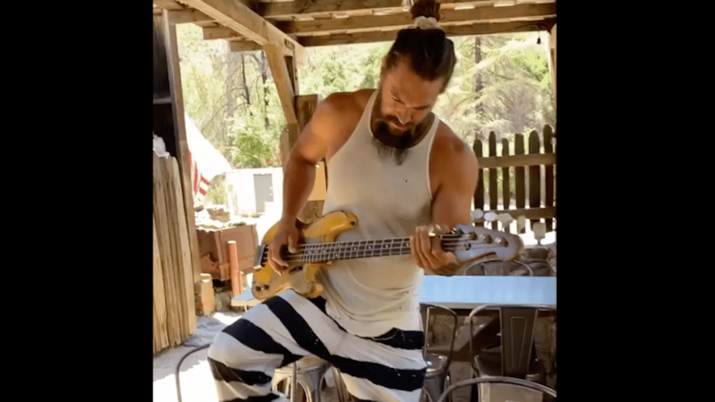 jason-momoa-birthday-fender-red-hot-chili-peppers-cover