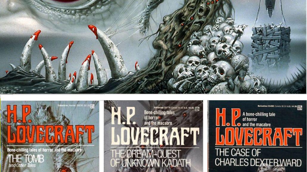 H.P. Lovecraft Books