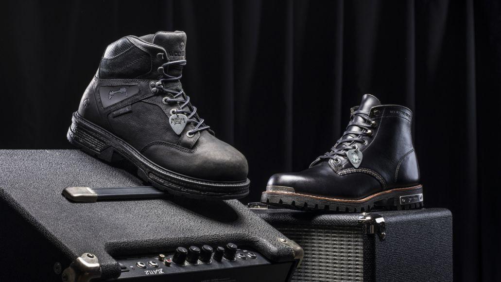 Metallica Boots