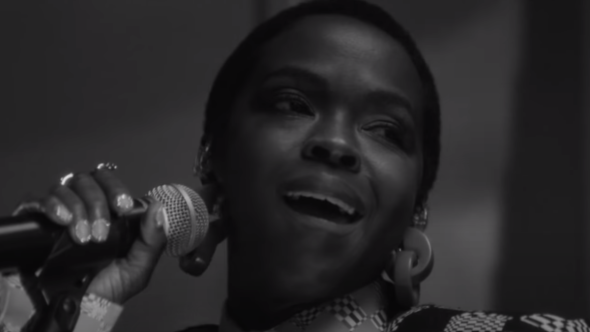 ms lauryn hill performs louis vuitton video watch