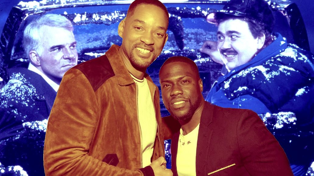 Will Smith and Kevin Hart to Star in Planes, Trains, and Automobiles Remake