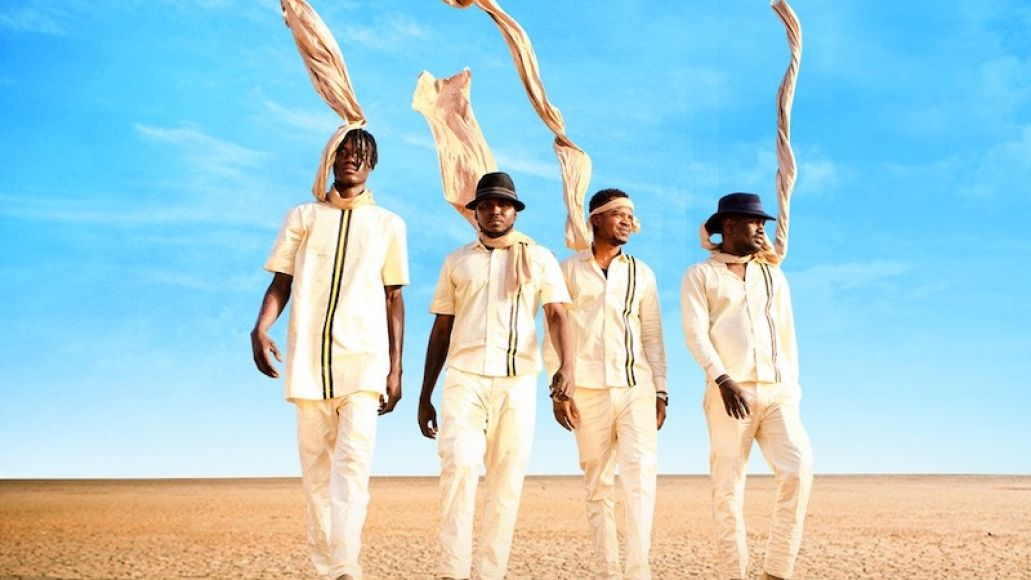 songhoy blues optimisme album artwork