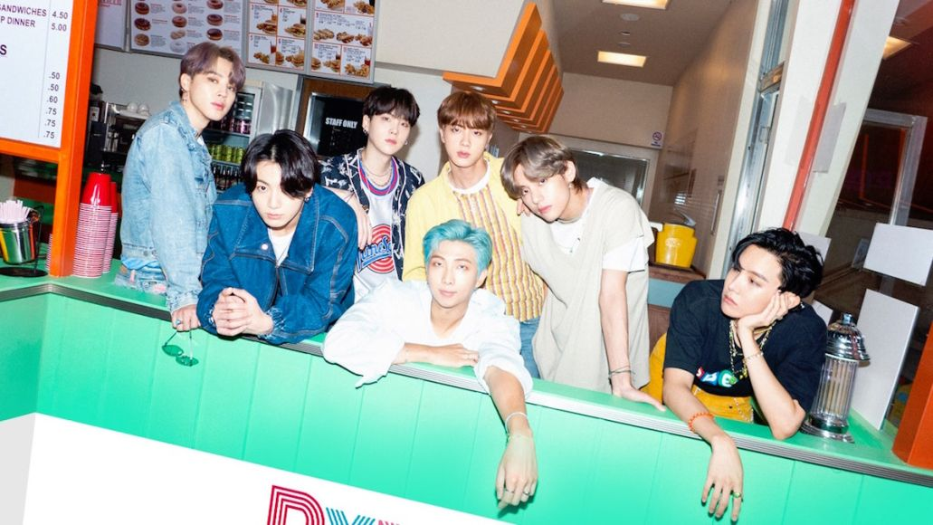 stream bts dynamite single new music release 25 Most Anticipated Albums of Fall 2020