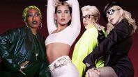 stream dua lipa club future nostalgia remix album Dua Lipa Catches a Fever on Her New Single: Stream