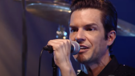 The Killers Blowback Colbert Late Show Watch