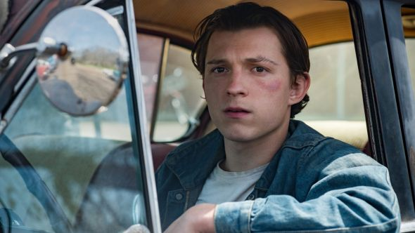 tom holland the devil all the time trailer netflix movie