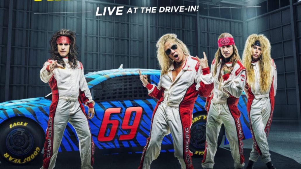 Steel Panther Drive-In Tour