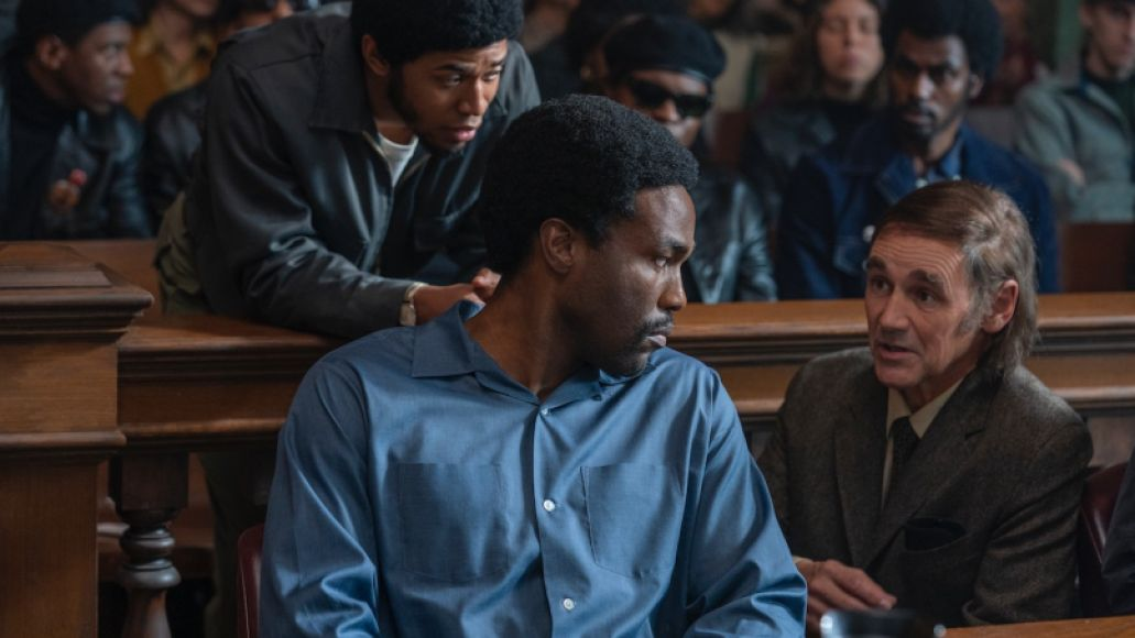 The Trial of the Chicago 7 Film Review