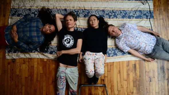 Deerhoof Surprise Release Covers Album