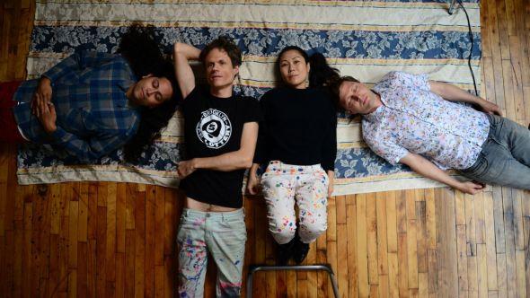 Deerhoof Surprise Release Covers Album
