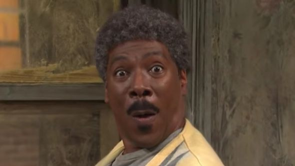 Eddie Murphy on SNL