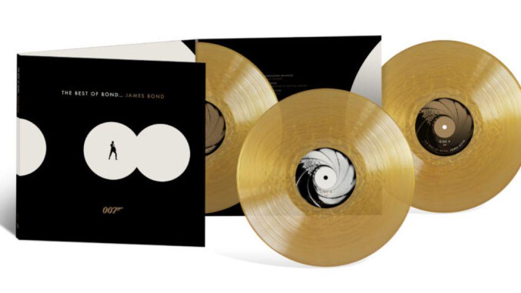 James Bond vinyl