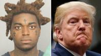 Kodak Black asks Trump to commute sentence prison pardon presidential president