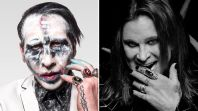 Marilyn Manson on Ozzy Osbourne influence