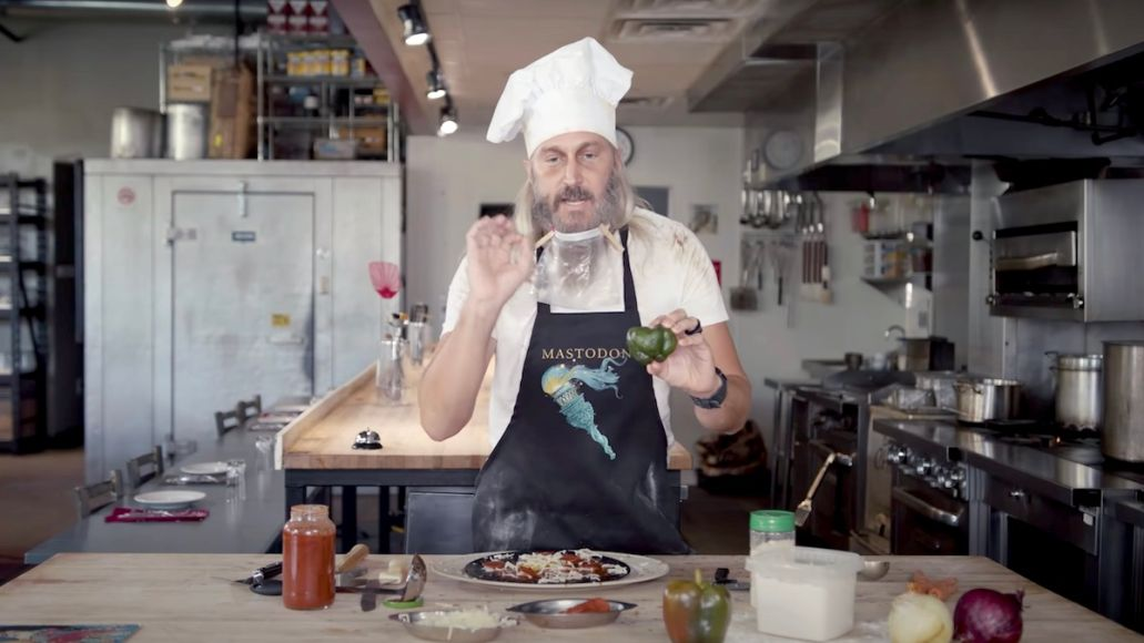 Mastodon Cooking Show