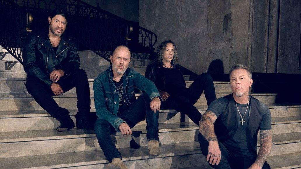 Metallica Wildfire Donation 2020