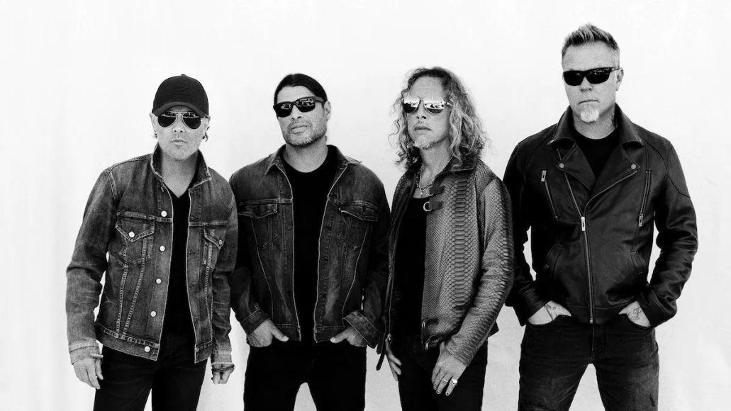 Metallica chart achievement