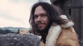 Neil Young in 1972
