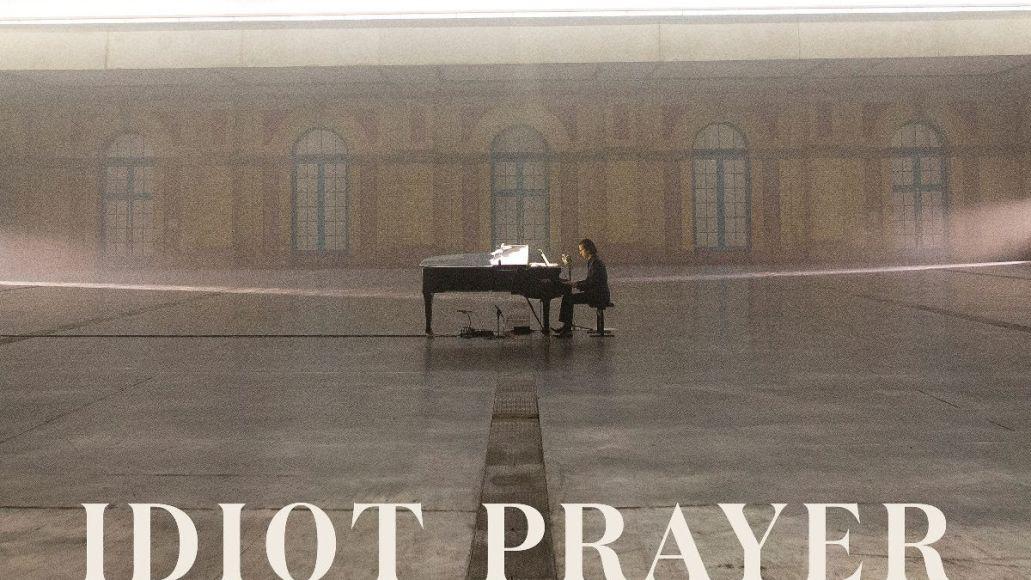 Nick Cave Idiot Prayer artwork
