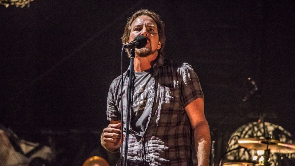 Pearl Jam vote by mail initiative 2020 election MTV Unplugged Session reissue cd vinyl Take-Three Pledge, photo by Lior Phillips
