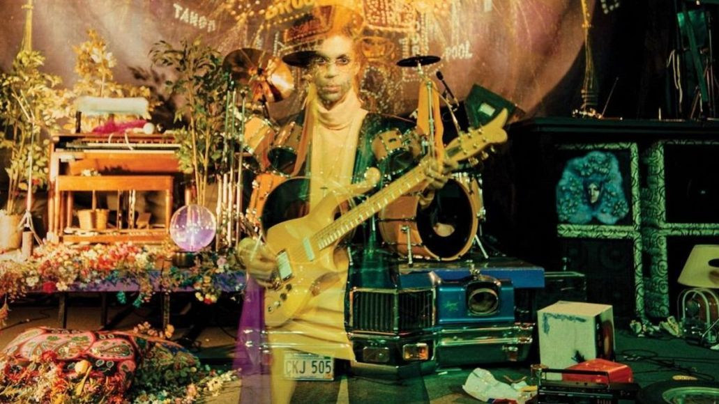 """Prince Estate Shares New Song """"I Need A Man"""""""