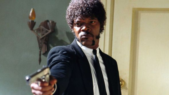 Samuel L. Jackson swearing lessons swears HeadCount swearing quotes curse